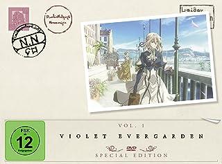 Violet Evergarden - St. 1 - Vol. 1 Special Edition