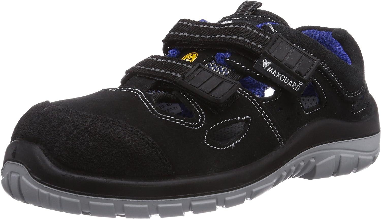 Maxguard bleu-pan P190, Chaussures de Sécurité Mixte Adulte