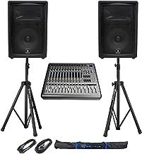 2) JBL Pro JRX212 12