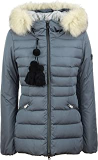 Peuterey Turmalet Gray Down Jacket for Woman
