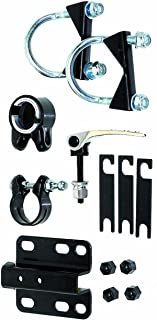 Trail-Gator Spare Head Tube Attachment Receiver Kit, Black