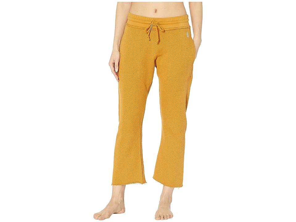 Free People Movement Reyes Sweat Pants (Khaki) Women