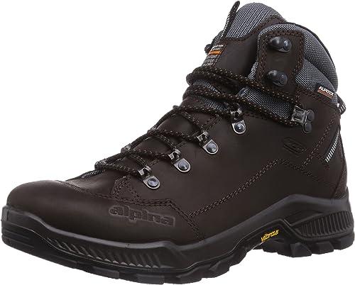 Alpina 680317, Chaussures Chaussures de Randonnée Hautes Homme  magasin d'offre