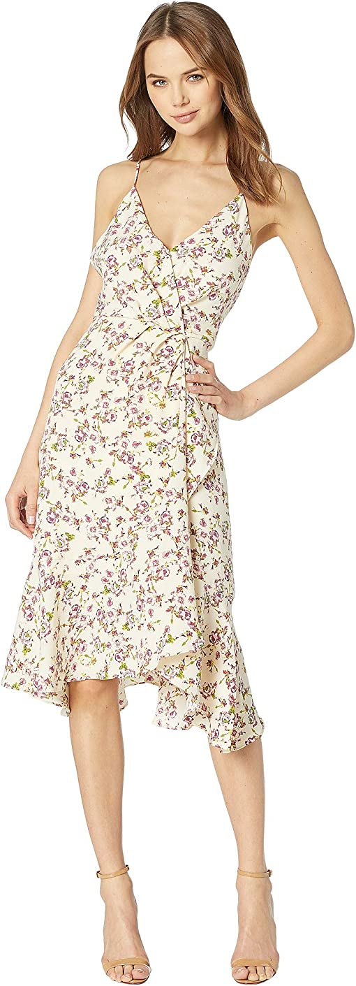 Ivory Ditsy Floral