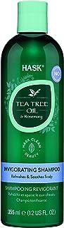 HASK Tea Tree Oil & Rosemary Invigorating Shampoo 355ml