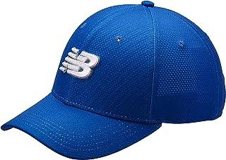 قبعة التدريب نيو بالانس للرجال والنساء، قبعة قابلة للتعديل للمسح بالرطوبة