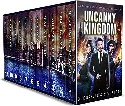 Uncanny Kingdom: An Eleven-Book Urban Fantasy Collection (Uncanny Kingdom Omnibus 1)