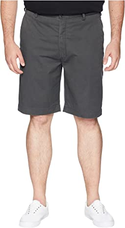 Big & Tall Stretch Twill Bedford Shorts
