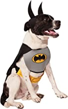 Rubie's DC Comics Pet Costume, Classic Batman, Small
