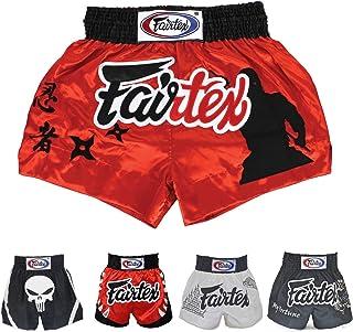 Fairtex Muay Thai Boxing Shorts (The Assassin Bs0638,Xl)