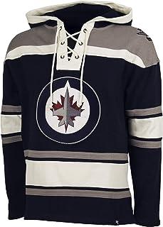 Winnipeg Jets Infant Winger Pullover Fleece Hoodie /& Pant Set
