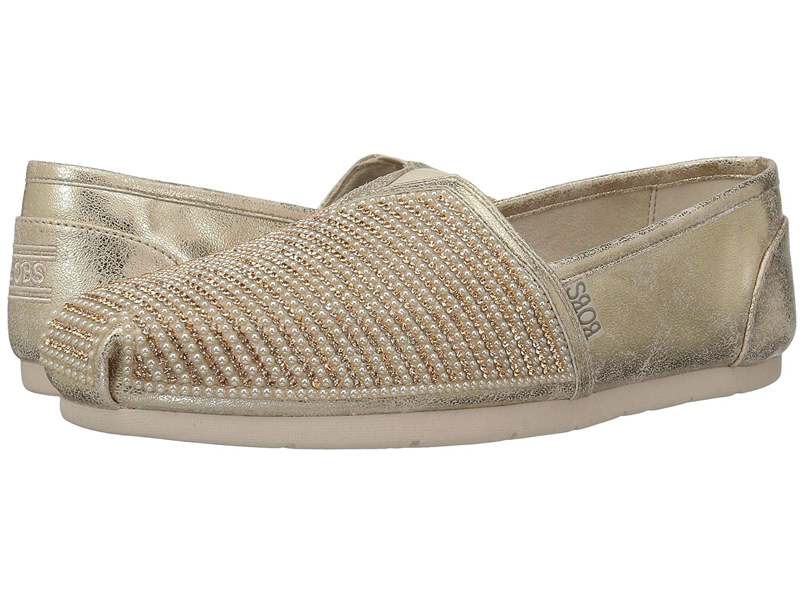 BOBS from SKECHERS Luxe Bobs - Big DreamerAtmospheric grades have affordable shoes