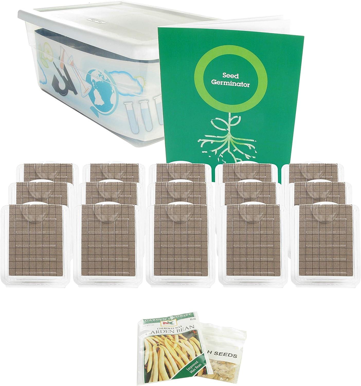 bienvenido a elegir American Educational Seed Germination Classroom Classroom Classroom (Pack of 15)  ahorrar en el despacho