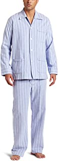 Men's Arran Flannel Pajama Set