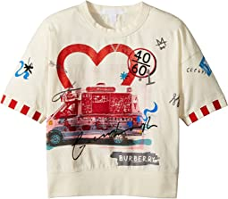 Burberry Kids - Valeria ABTOT Top (Little Kids/Big Kids)