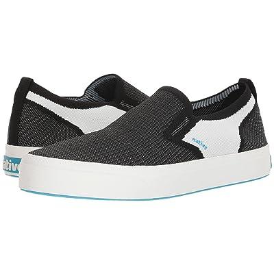 Native Shoes Miles 2.0 Liteknit (Jiffy Black/Shell White/Shell White) Shoes