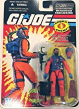 JoeCon 2018 Cobra GI Joe Convention Exclusive Sonic Fighters Amphibious Operations Lamprey Officer 3 3/4 Inch Action Figure