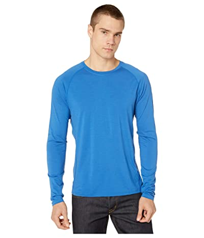 Smartwool Merino 150 Baselayer Long Sleeve (Light Alpine Blue) Men