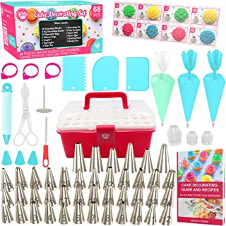 cake tools box