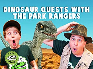 Dinosaur Quests with The Park Rangers by T-Rex Ranch