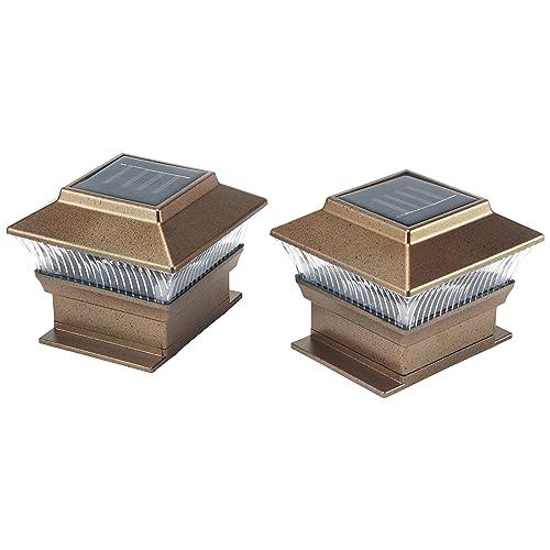 Solar Post Lights: Amazon.co.uk