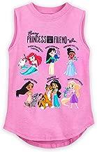 Disney Princess Tank Top for Girls Multi