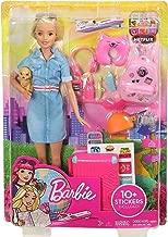 Barbie Doll & Accessories, Blonde