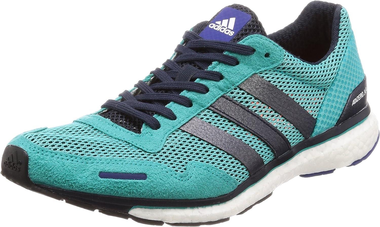 olvidar trimestre borgoña  adidas Men's Adizero Adios 3 M Running Shoes: Amazon.co.uk: Shoes & Bags