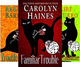 Trouble Cat Mysteries (12 Book Series)