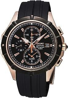 Seiko SNAF14P1 Coutura Alarm Chronograph Men's Quartz Watch