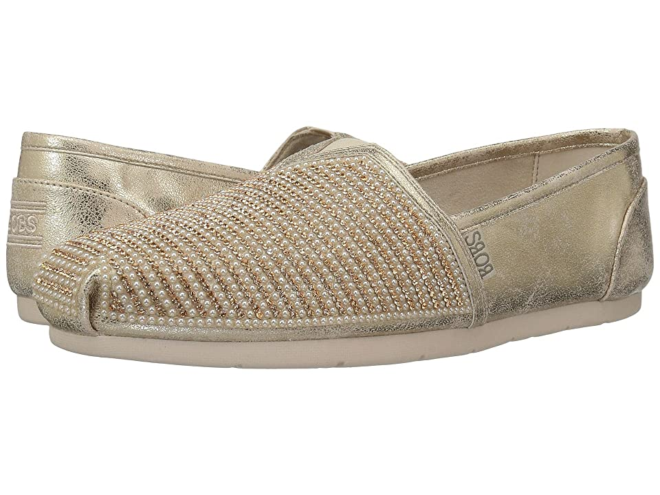 BOBS from SKECHERS Luxe Bobs Big Dreamer (Rose Gold) Women