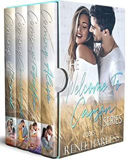 The Welcome to Carson Series: A Small Town Romance Boxset, Books 1 - 4 (Welcome to Carson Boxset)