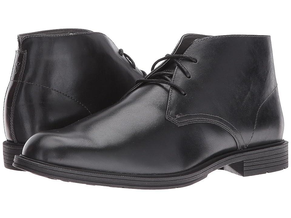 Florsheim Mogul Chukka Boot II (Black Smooth) Men
