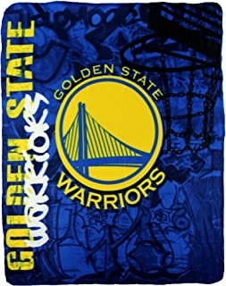 The Northwest Company Officially Licensed NBA Printed Fleece Throw Blanket, Multi Color, 50