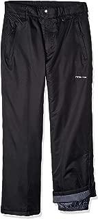 Arctix Men's Full Side-Zip Insulated Snow Pants