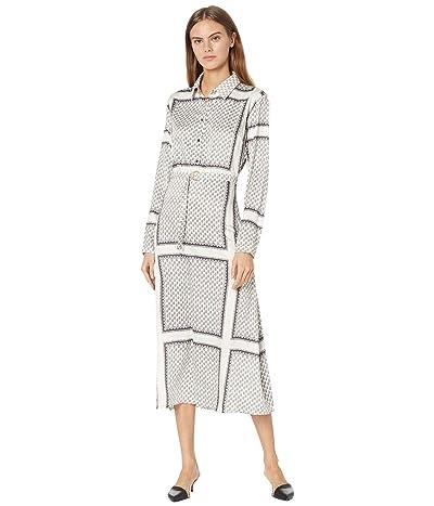 Bishop + Young Zoey Scarf Print Dress Women