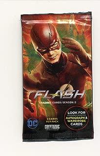 The Flash Season 2 Trading Card Pack