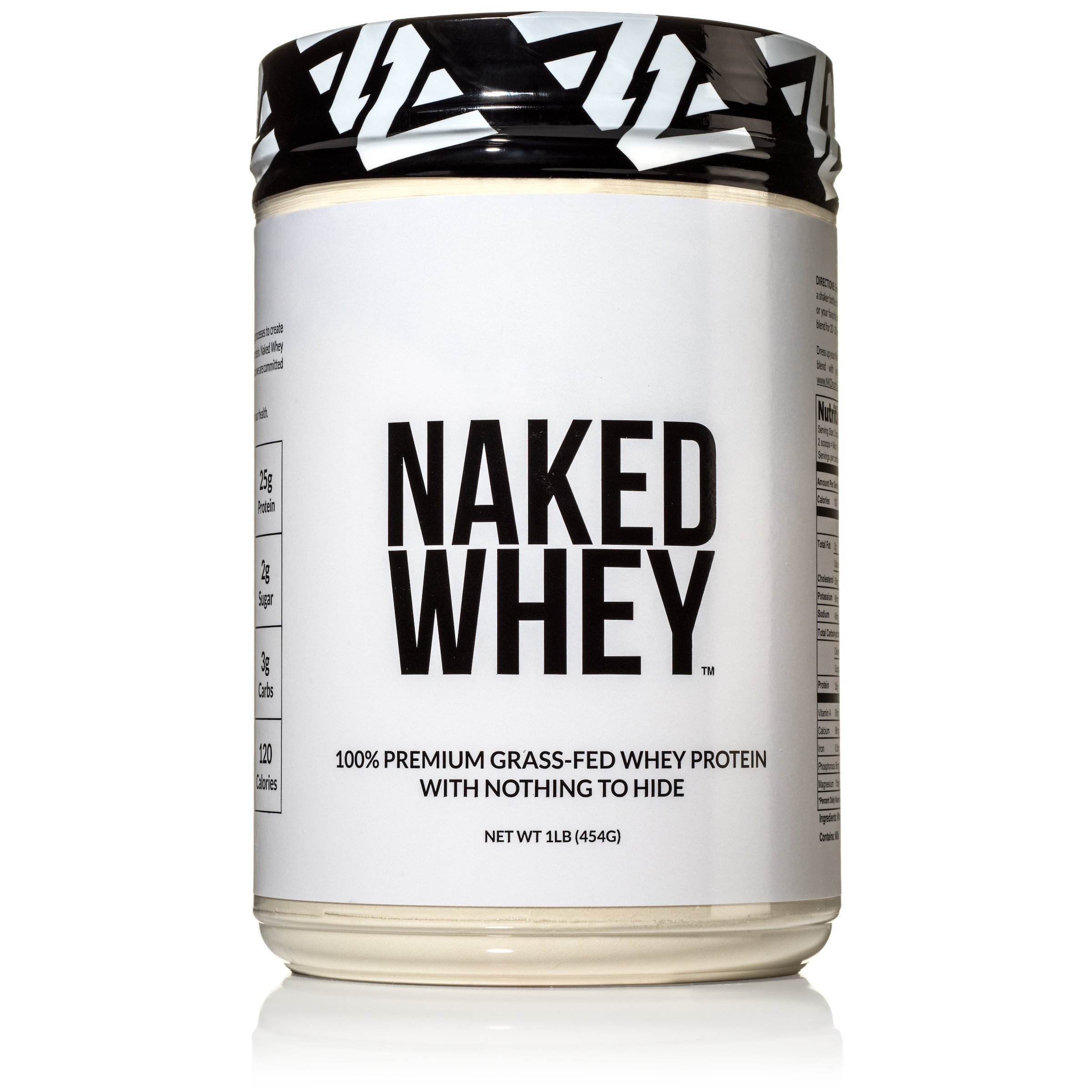 Naked Grass Unflavored Protein Powder