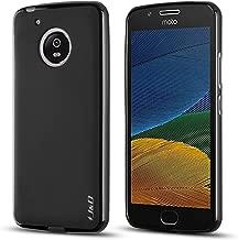 J&D Case Compatible for Moto G5 Case, [Drop Protection] [Slim Cushion] Shock Resistant Protective TPU Slim Case for Motorola Moto G5 (5.0