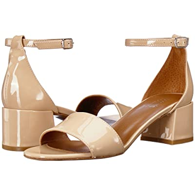 Summit by White Mountain Amelia (Nude Patent) Women