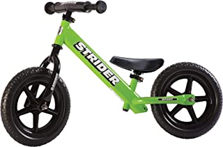 Strider - 12 Sport Balance Bike, Ages 18 Months to 5 Years (Renewed)