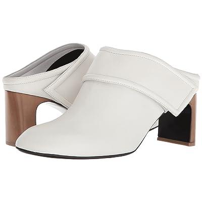 rag & bone Elliot Mid Heel (White) Women