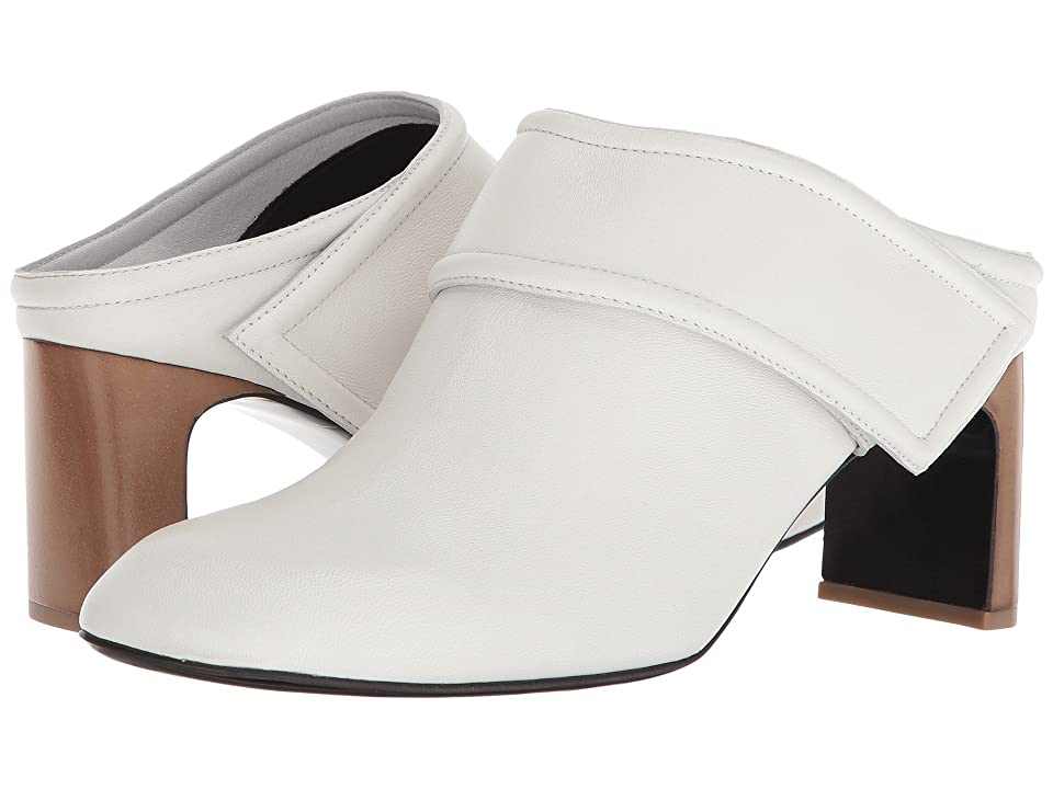 rag & bone Elliot Mid Heel (White) Women