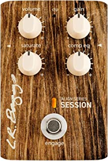 LR Baggs Align Session Acoustic Saturation Compressor EQ Pedal