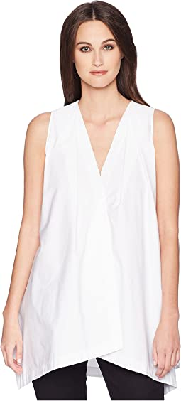 Sleeveless Cotton Top