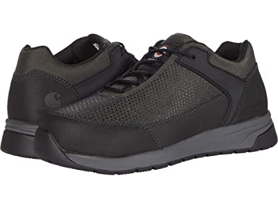Carhartt Force 3 Oxford Nano Composite Toe (Black Tectuff/Grey 1260D Nylon) Men