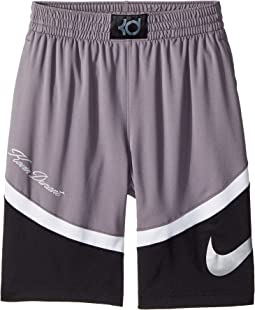 Kevin Durant Elite Basketball Shorts (Little Kids/Big Kids)