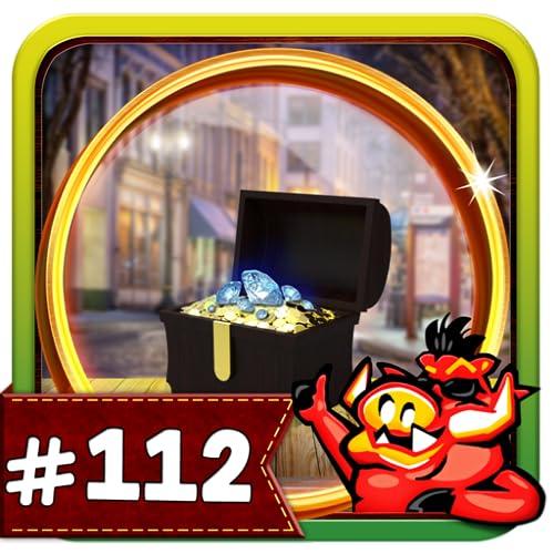 # 112 Hidden Objects Games Free New   Diamond Thief