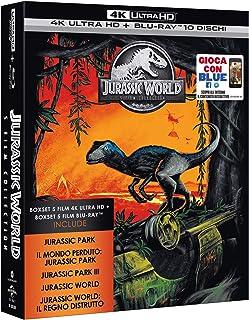 XCSJX50cmx50cm Effet 3D Jurassic Park World Dinosaures de Film /à Travers des Autocollants muraux pour Les Chambres denfants d/écoration Stickers muraux Affiche Murale