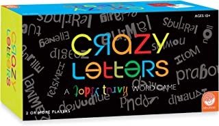 MindWare Crazy Letters Family Word Game